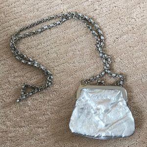 Express Mini purse with strap